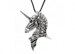Pendentif licorne Viking