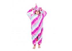 Pyjama enfant licorne étoilée