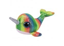 Peluche licorne baleine...