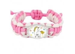 Bracelet licorne nylon...