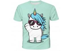 T-shirt enfant licorne...